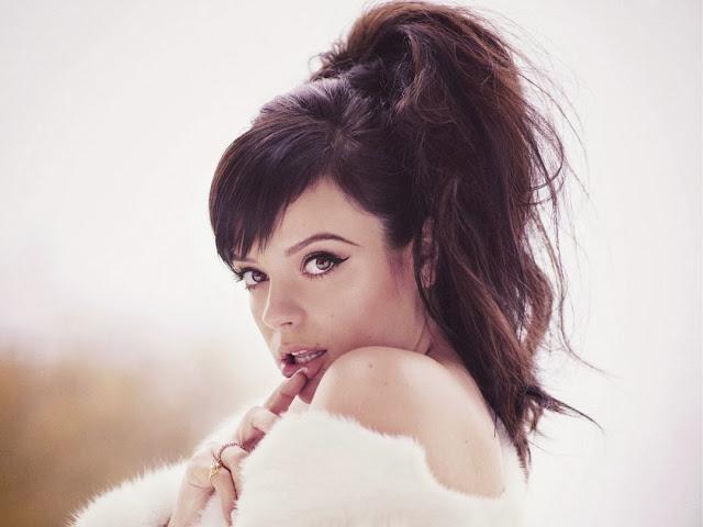 Magazine Photoshoot : Lily Allen Photoshot For Esquire Magazine UK February 2014 Issue