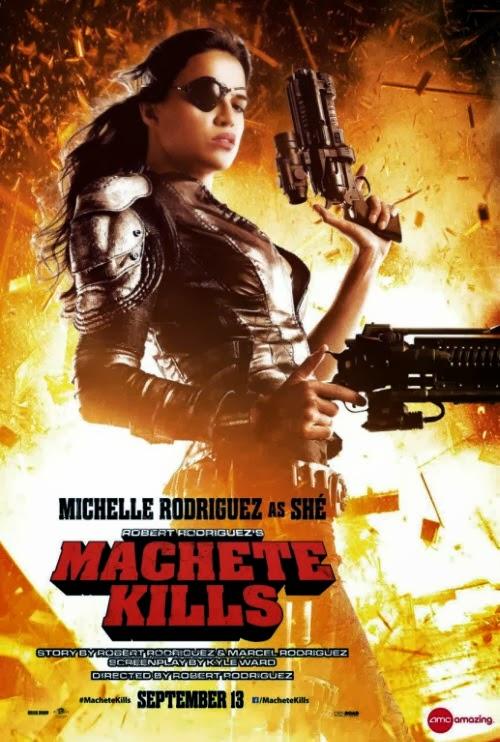 Michelle rodriguez es SHÉ