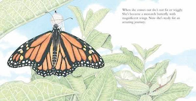 sample page #2 from MAGNIFICENT MONARCHS  by Linda Glaser
