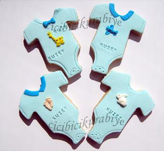 bebek badisi kurabiye