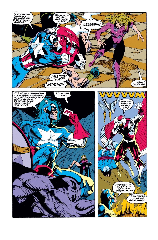 Captain America (1968) Issue #410 #359 - English 21