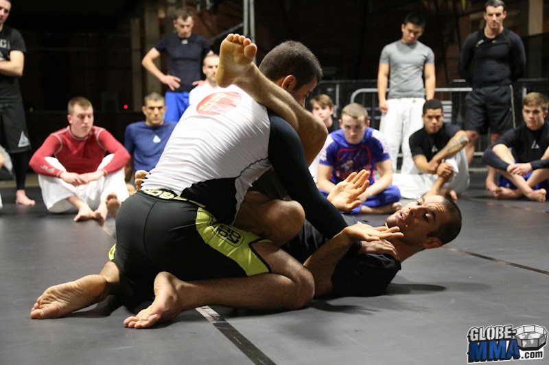 Grappling And Bjj Tips By Liam The Part Time Grappler