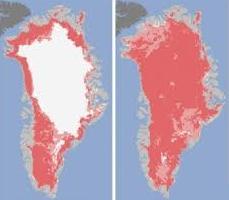 Desgelo na Gronelândia