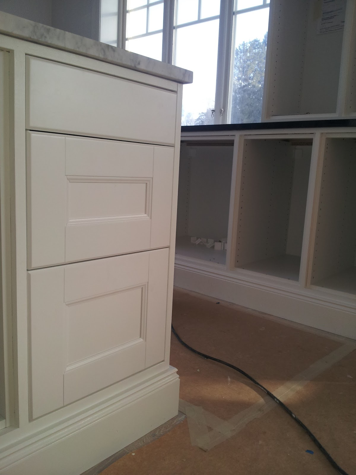 Carraramarmor i köket ~ zeedub.com
