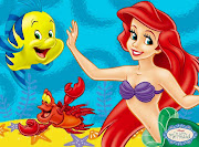 Imagenes de dibujos animados: Sirenita la sirenita
