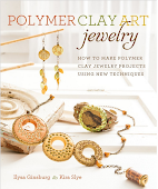 Polymer Clay Art Jewelry Book