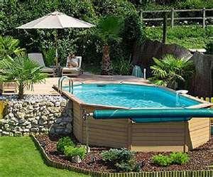 Tuin bouw je eigen zwembad for Opbouw zwembaden