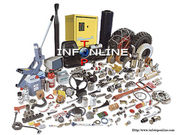 Distributor Dan Supplier Spare Parts Forklift TCM Di