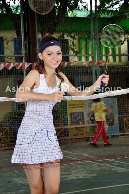 Khin Wint Wah - Myanmar Model Girls