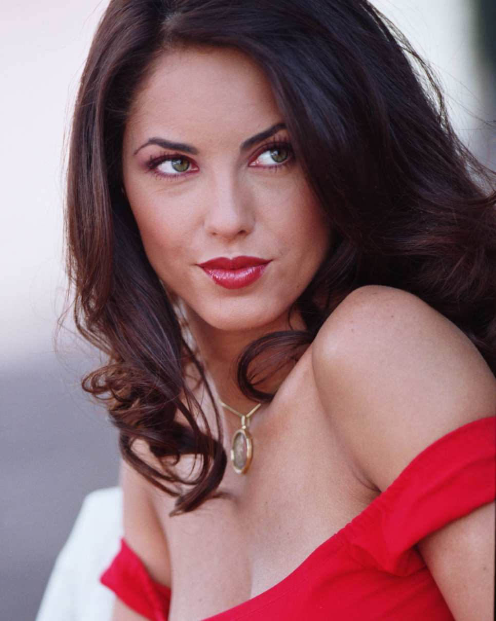 Hot actress pics: Barbara Mori