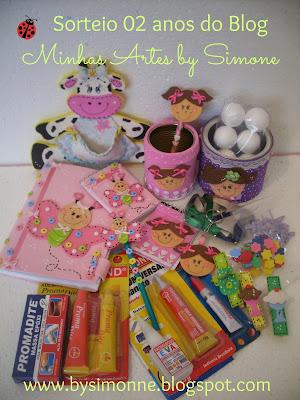 sorteio no blog da amiga by simonne participem meninas