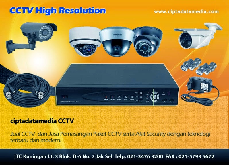 Jual CCTV Murah