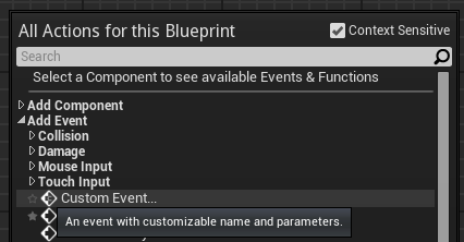 Romero blueprints gamehud timer and custom event this new clock event has the following responsibilities malvernweather Image collections