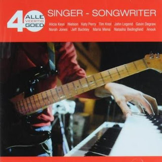 Capa do álbum Alle 40 Goed – Singer Songwriter (2013)