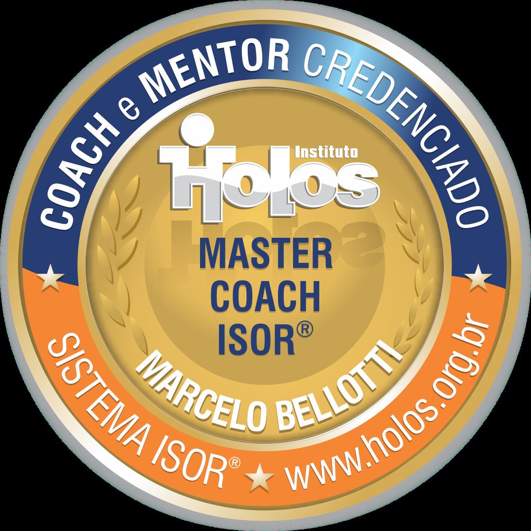 Profissional certificado - Coach, Mentor e Consultor