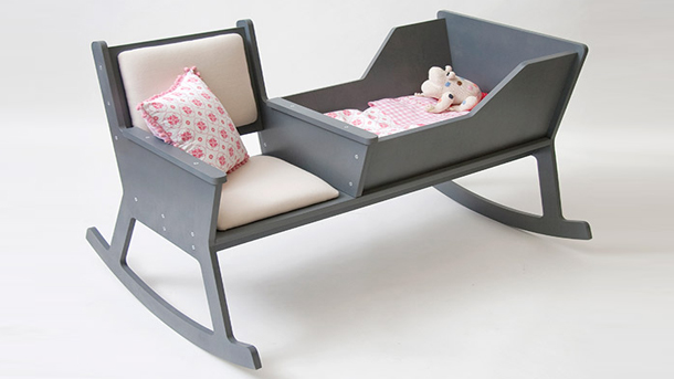 Rockid Chair Plus Cradle