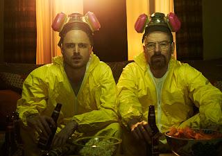 Breaking Bad. La química de los deslices involuntarios