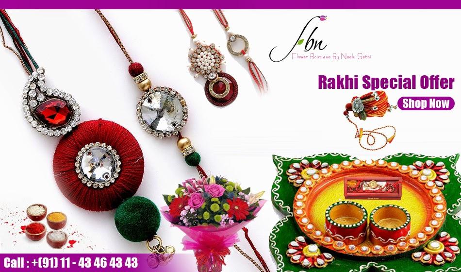 Special Rakhi Offer