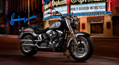 2013 Harley-Davidson FLSTF Fat Boy Softail