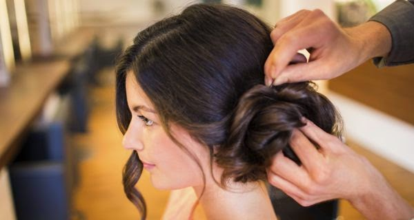 Ru S Beauty Care Glamorous Bun Hairstyles For The Indian Wedding