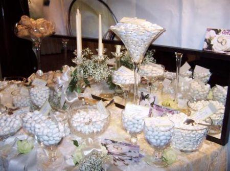 Matrimonio da favola la confettata - Confettata matrimonio a casa ...