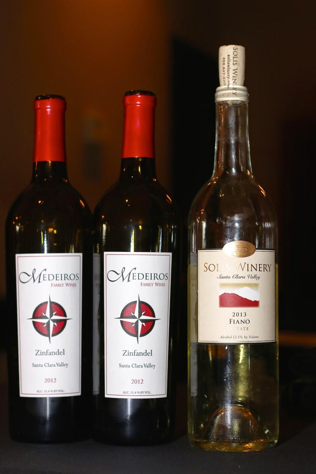 Santa Cruz Mountains And Santa Clara Valley Wines Santa