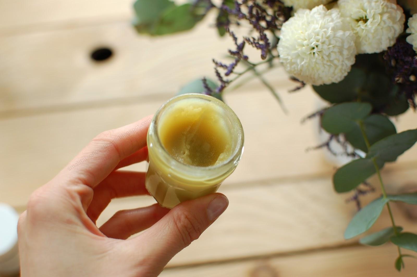Cleansing Balm DIY Beeswax, Shea Butter, Argan, Jojoba, Neem, Tamanu