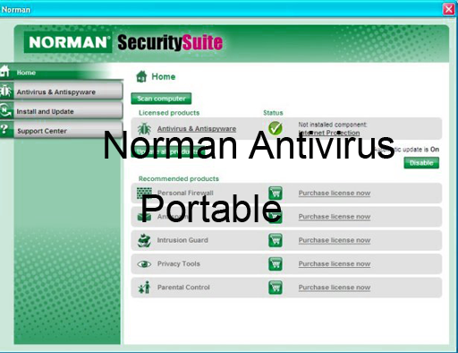Norman Internet Security Portable Patch Serial Number Free Download