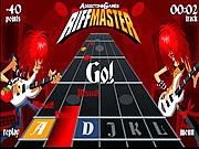 Game ngôi sao nhạc rock