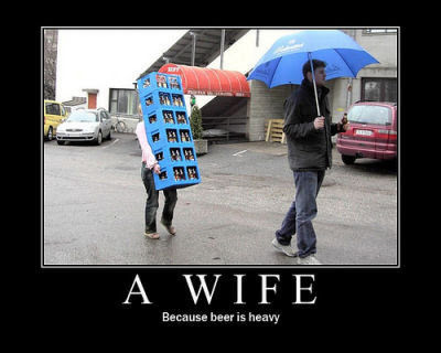 Funny Quotes About Wives