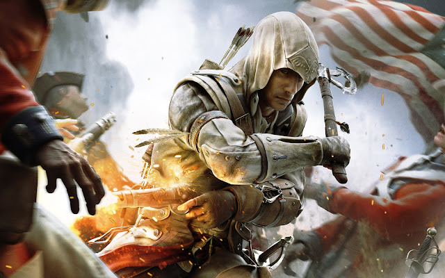 assassins creed iii game-wide