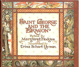 St. George and the Dragon book