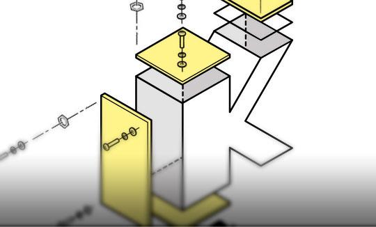 Diseño, K de Gustavo Rondon