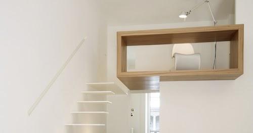 die wohngalerie freischwebende treppe aus hauchd nnen. Black Bedroom Furniture Sets. Home Design Ideas