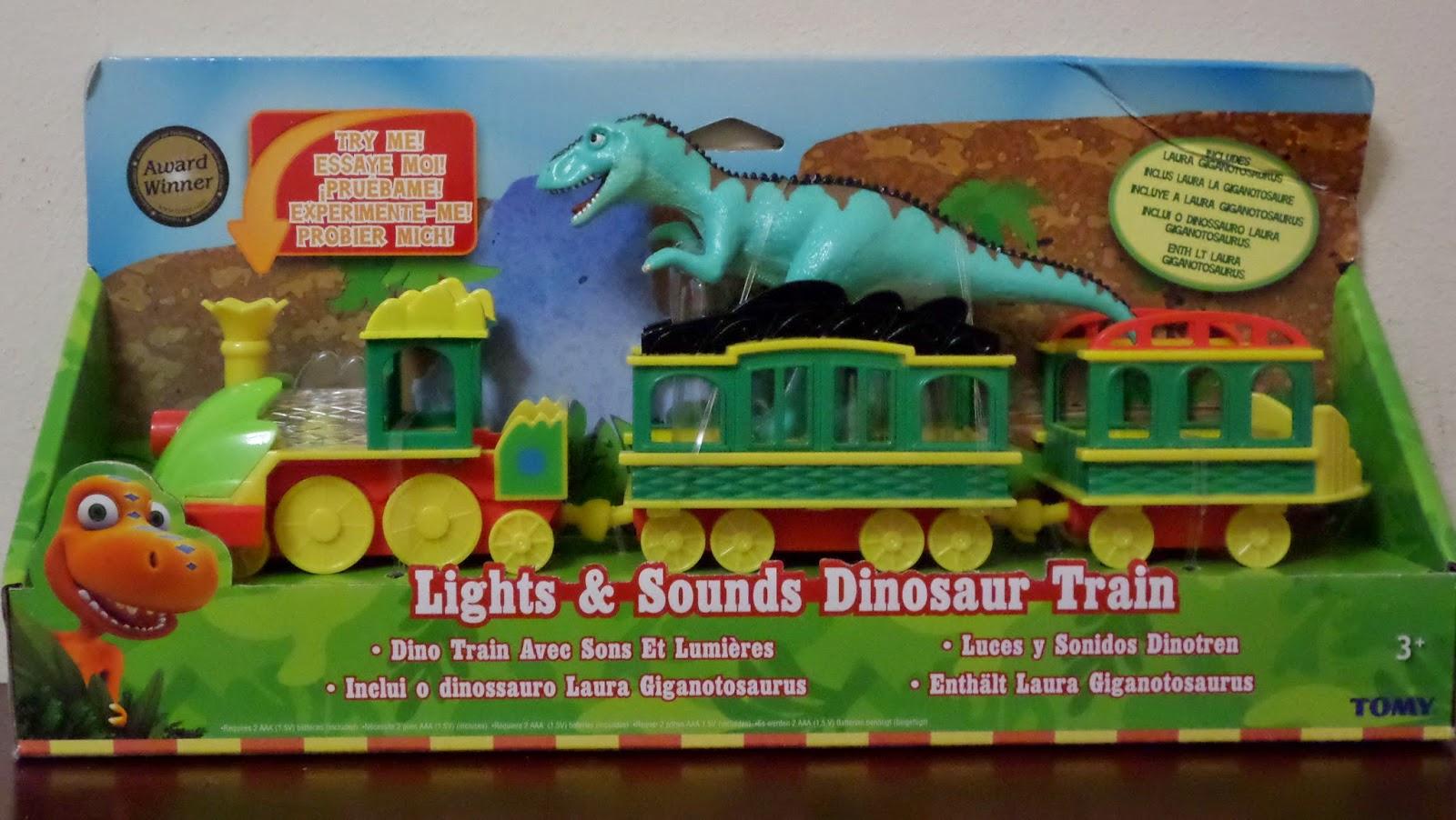 Dinosaur Train Lights And Sounds