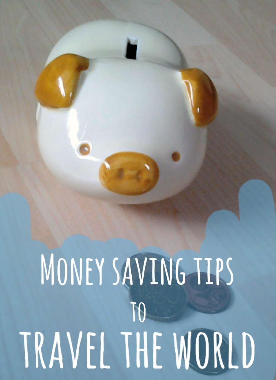 saving money travel tips budget