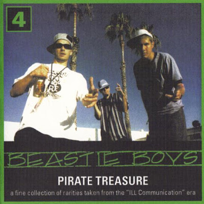 Beastie Boys ‎– Pirate Treasure Chapter 4 (CD) (1999) (320 kbps)