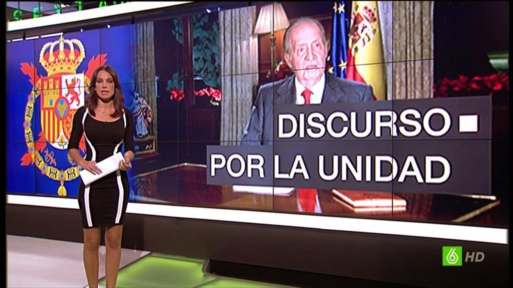 CRISTINA SAAVEDRA, LA SEXTA NOTICIAS (25.12.13)