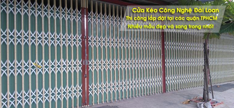 Cửa Kéo Đài Loan Minhnghiadoor