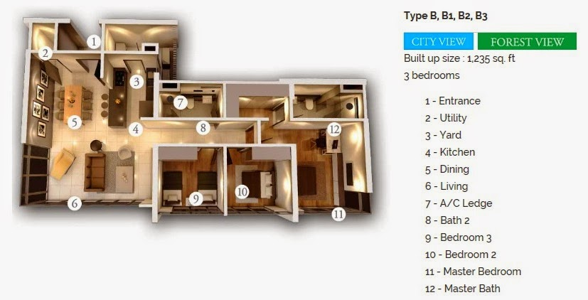 Inwood Residences Malaysiacondo