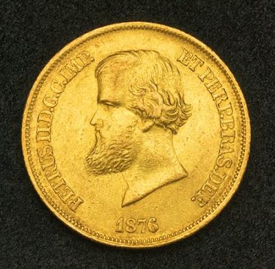 Brazilian Gold Coins