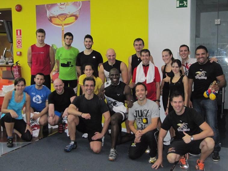 21ª formación TPCycling en Zagros Sport Club