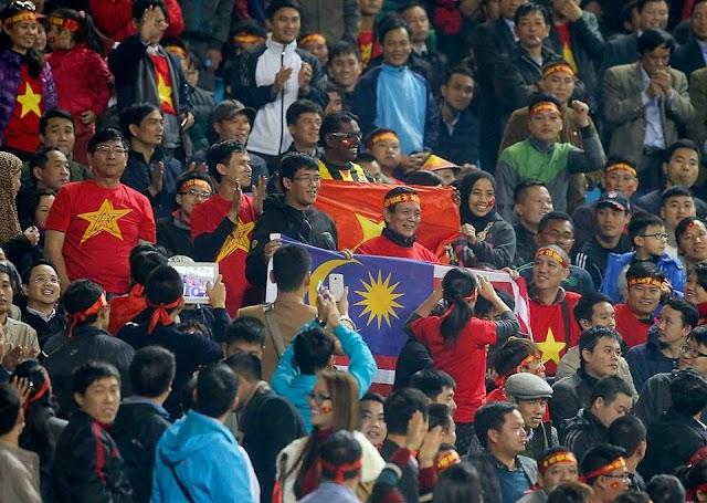 Perkara Yang Lebih Hebat Daripada Kemenangan Malaysia 4-2 Kepada Vietnam AFF Suzuki 2014