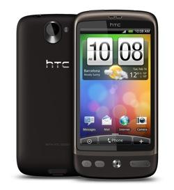 HTC Desire Aplicaciones