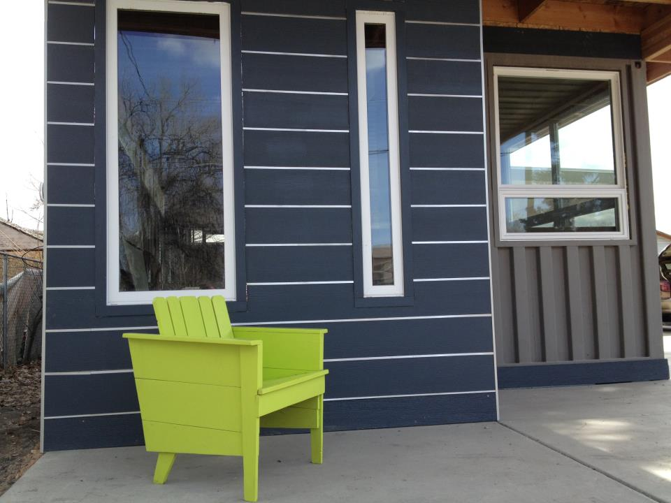 Sarah House Utah Shipping Container Home