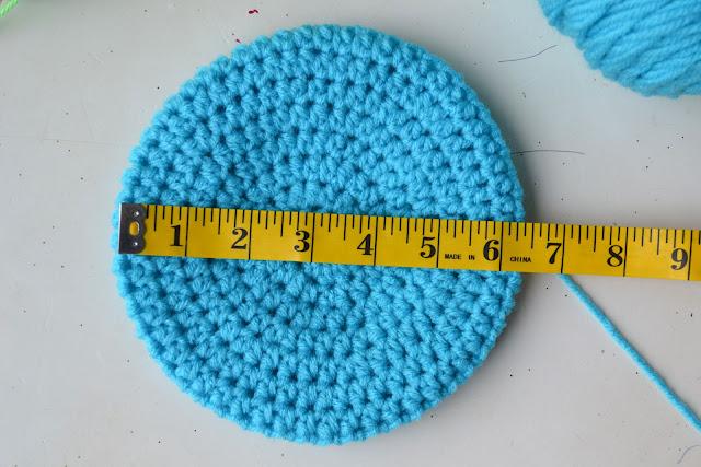 如何自己制定钩编帽子尺寸? - 格格 - 格格的博客