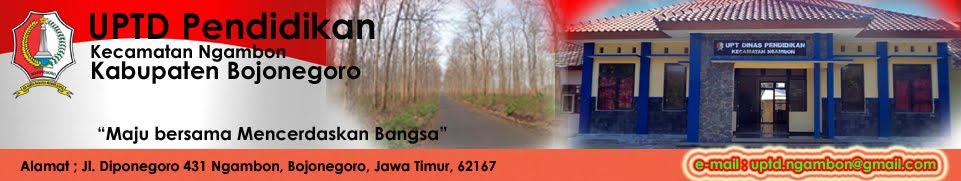 UPTD Pendidikan Kecamatan Ngambon