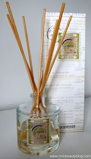 Chic Beauty Blog Geodesis Fig Tree Diffuser home fragrance review from chicbeautyblog.com