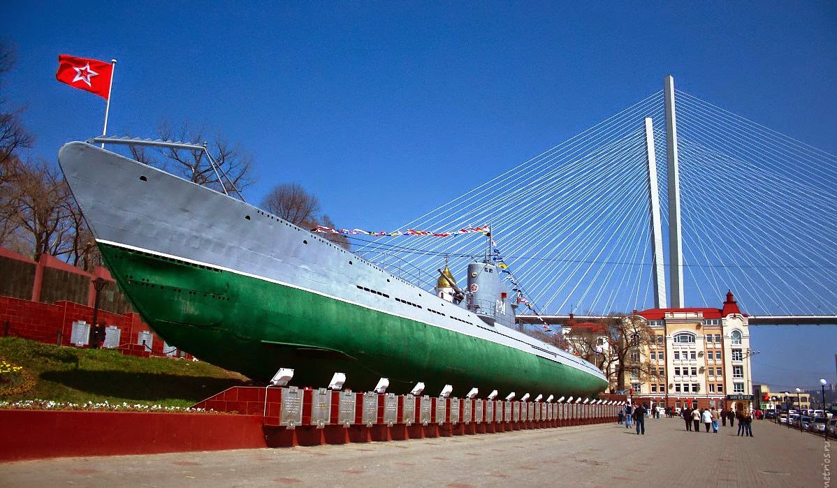 подводная лодка владивосток адрес