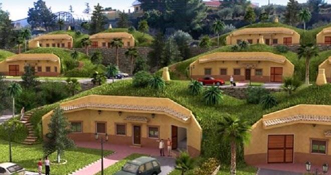 Casas ecologicas - Casa ecologicas prefabricadas ...